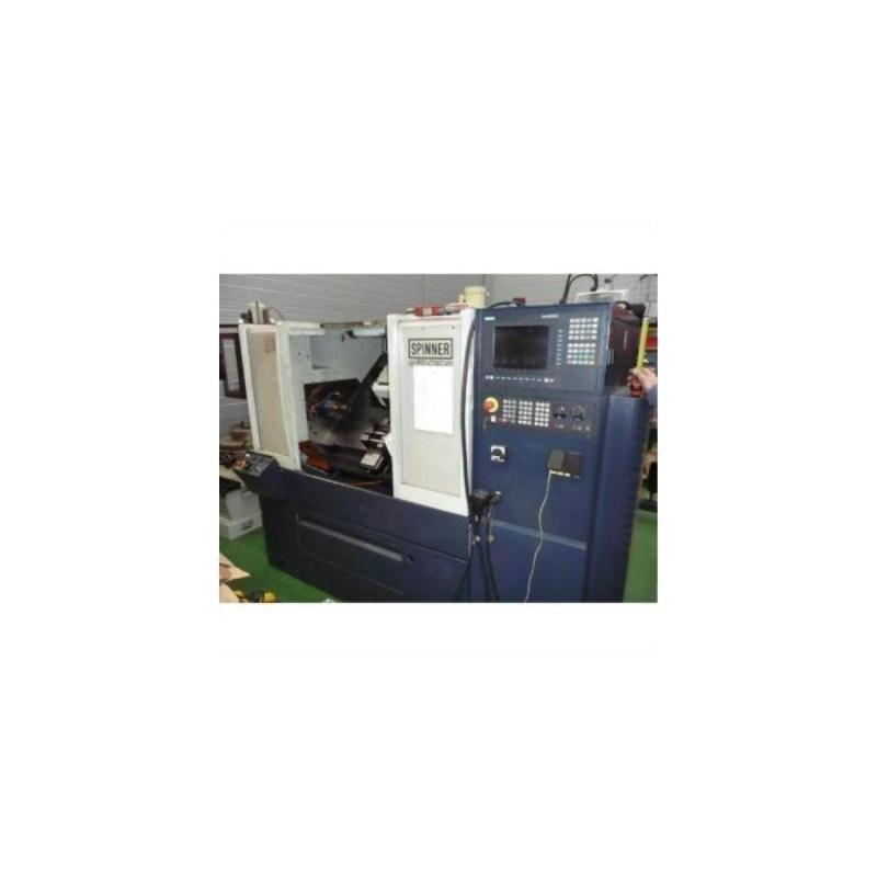 LATHE CNC, MARK SPINNER MODEL PD SIEMENS 840 D YEAR 2001
