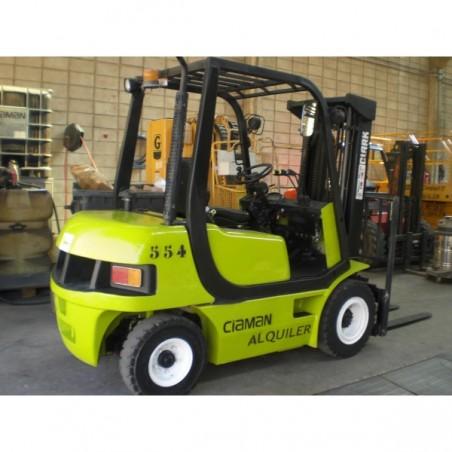 CLARK CMP25D diesel forklift
