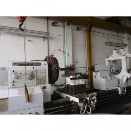 PARALLEL LATHE CW61200 ** 3000MM