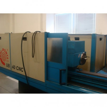 Cylindrical milling - COUGH - BU 40 X 1500 CNC