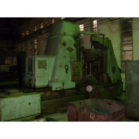 Vertical Gear Hobbing Machine 5A342