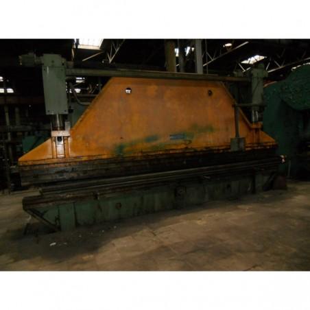 Brake press hydraulic DEC-400SG-5/7