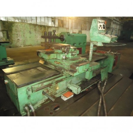Facing lathe 1A693, 1983-ies