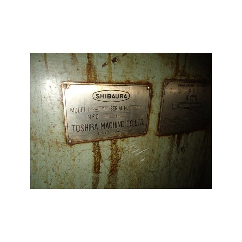 Cylindrical grinder Shibaura KS-630