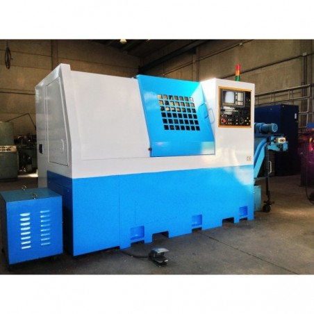 YOU JI YH-25A INCLINED BED CNC LATHE