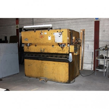 HYDRAULIC press brake AJIAL 2,000 x 50 TM