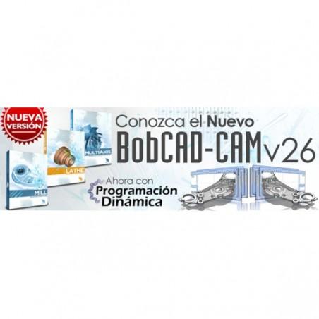 BobCAD-CAM V26