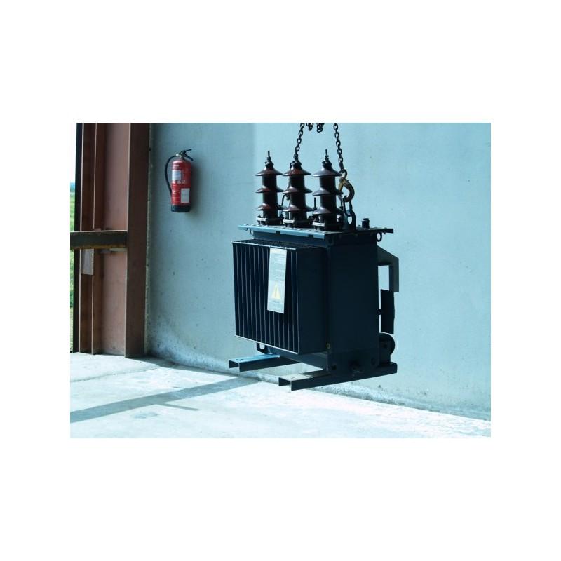 Transformer electric 50 Kva. 420 v.