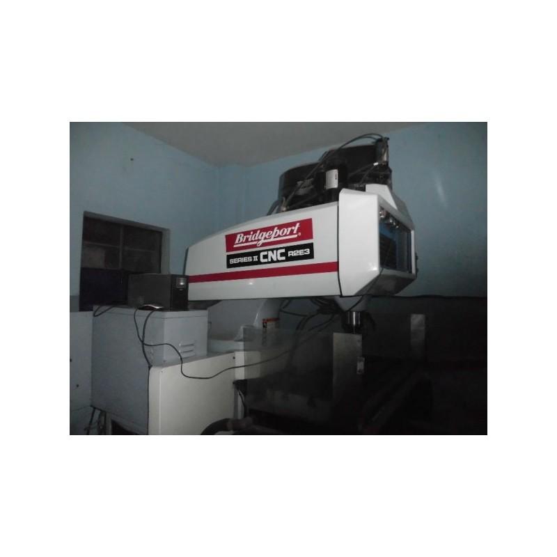 Cnc centro mecanizado BridgePort Series II R2E3