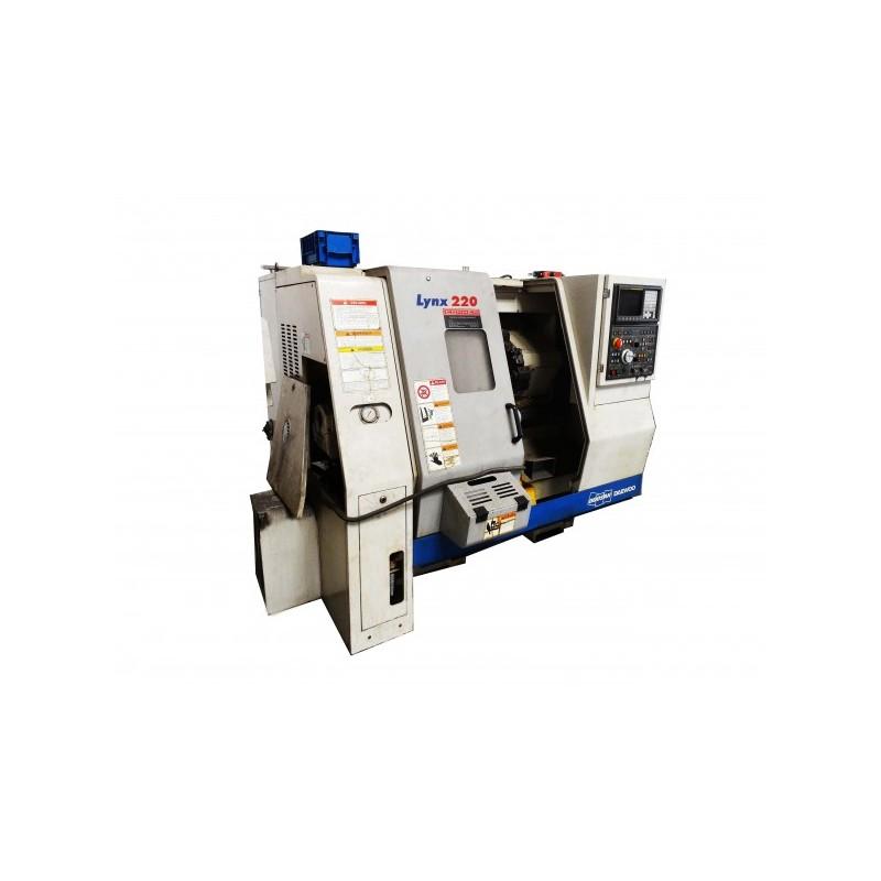 TORNO CNC DAEWOO DOOSAN LYNX 220, 220L
