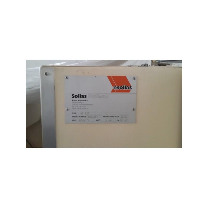 Retractiladora SOLLAS SB420