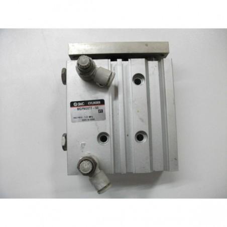 Empujador, cilindro compacto SMC MGPM20TF-50