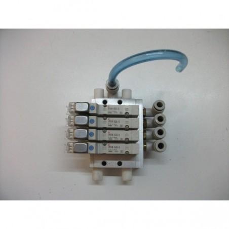 Válvula de control neumática SMC