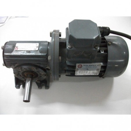 Motor reductor con freno eléctrico Puyol Muntalá