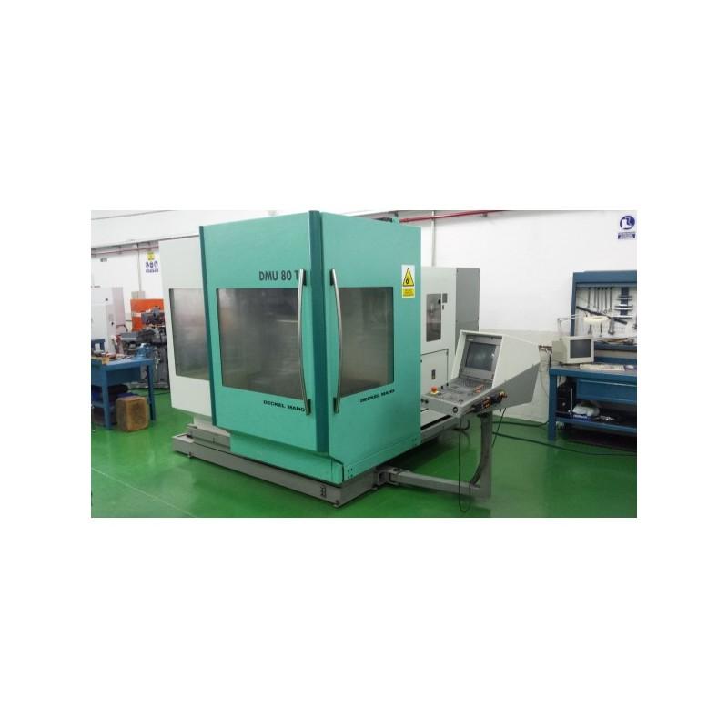 Fresadora cnc Deckel MaHo DMU 80T