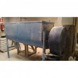 Mezcladora para elaboración de productos en polvo
