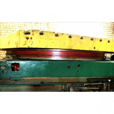 Rotary Table 80 Ton.