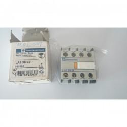 Telemecanique LA1-DN22 Contact Block