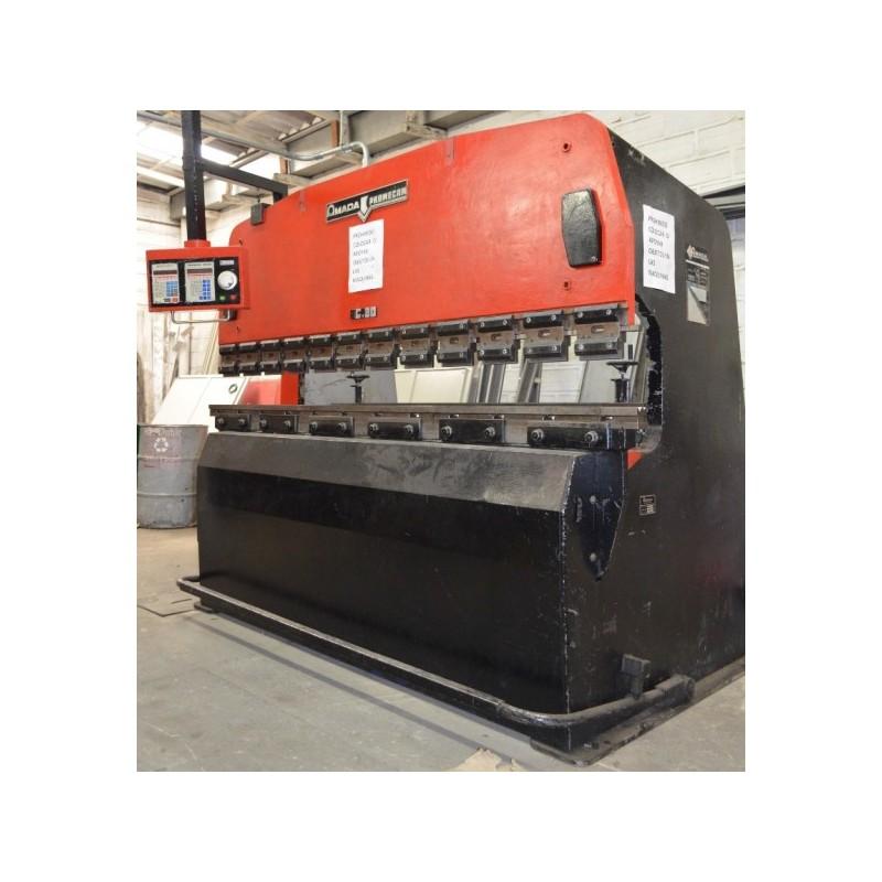 AMADA , MODELO : RG 80 DOBLADORA CNC
