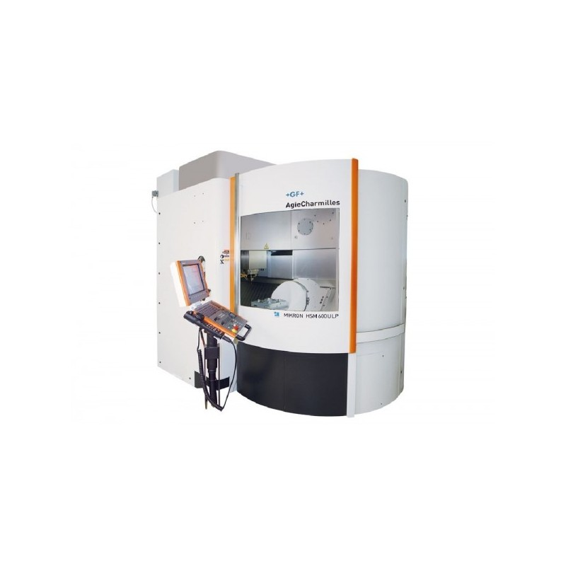 Mikron HSM 600U -LP/5, CNC