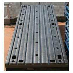 T slot Floor Plates , Bolster Plate, Piani Stolle 2000 x 6000 mm