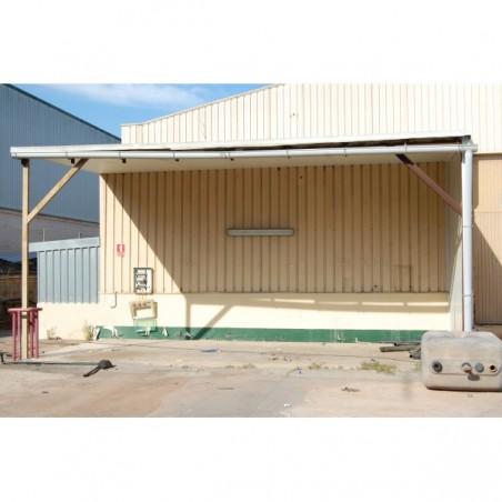 Porche contenedores modulares ocasi n for Porches de ocasion