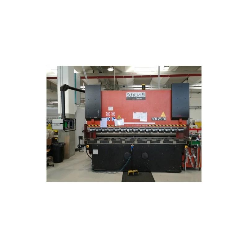 Plegadora AMADA SCHIAVI HFB 125. 30
