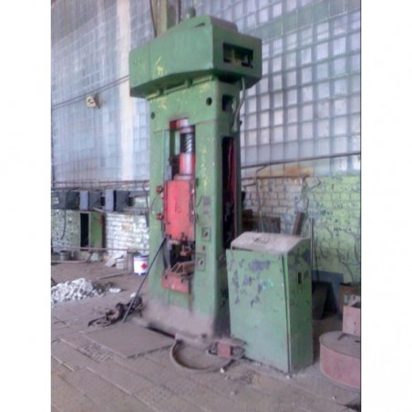 screw press 160 ton