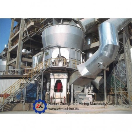 Molino vertical de rodillos para molienda minería, clinker, etc.