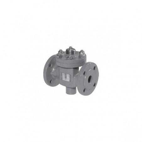 Reguladores de paso, temperatura y caídas de presión