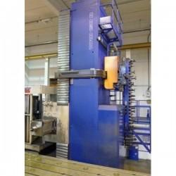 Boring Mills Floor Type TOS 150 CNC