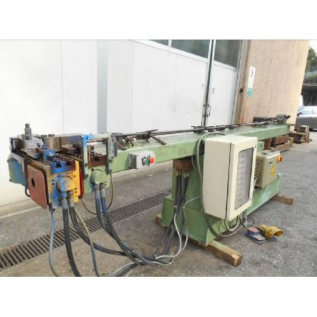 CRIPPA BENDER MACHINE HYDRAULIC