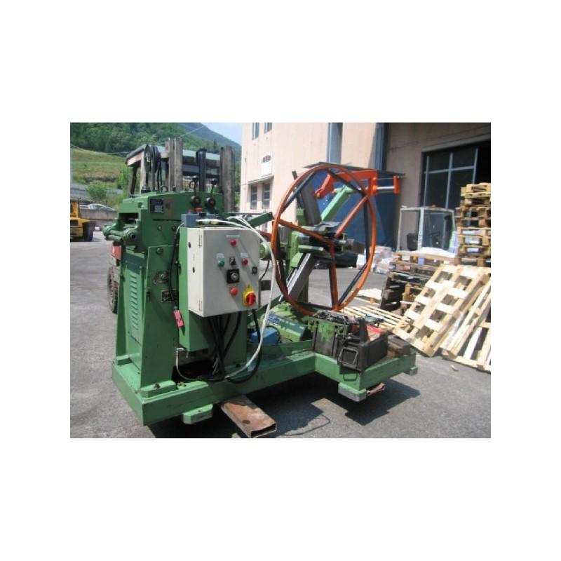 ELMEA LEVELER MACHINE 400X2