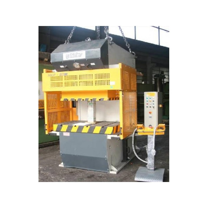 SAHINLER 100 HYDRAULIC PRESS