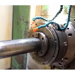 Alesatrice 130 CNC Doppio Pallet
